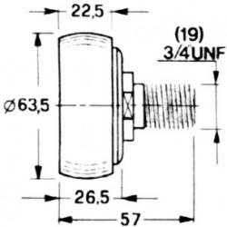 ROLA PISTON AE30220