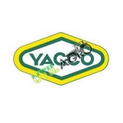 Ulei transmisie YACCO BVX 85W140 20L