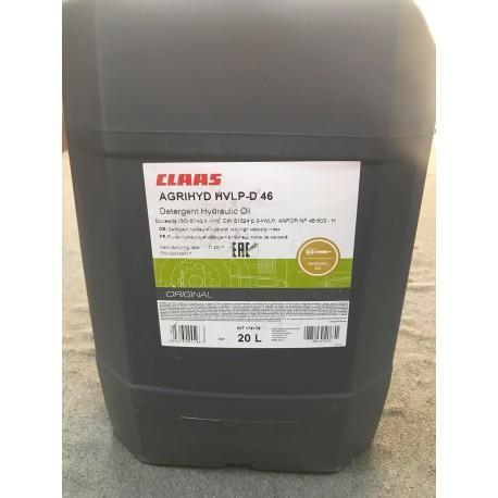 Ulei hidraulic CLAAS AGRIHYD HVLPD 46 20L