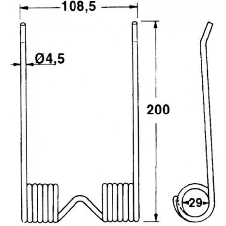 Balotiera MA74528