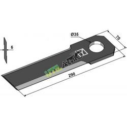 Cutit tocator DR12300 Olimac