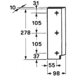 Cutit piston 811726