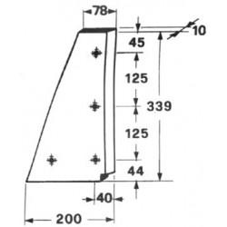 Cutit piston 808523