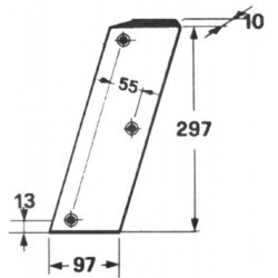 Cutit piston 807412