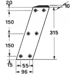 Cutit piston 812496