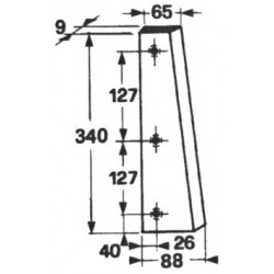 Cutit piston 58.435 E17777