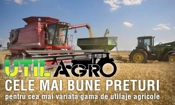 UTIL Agro - piese de utilaje agricole de cea mai buna calitate